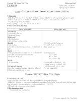 Bài soạn tuần 33 (Lớp 2)