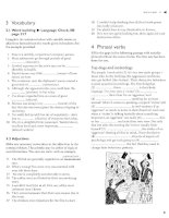 Advanced english CAE grammar practice part 9 pptx