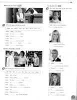 Cambridge - Face2Face Starter Workbook 2 ppt