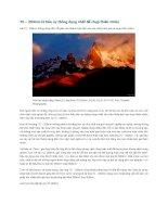 70 – 200mm là tiêu cự thông dụng nhất để chụp thiên nhiên pdf