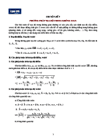 Bài tập đại số 8 chương 1  Đa thức