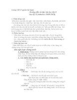 Hướng dẫn ôn tập văn 8 học kì II  - L