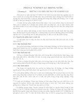 Chương 4: NHỮNG VẤN ĐỀ CHUNG VỀ VI SINH VẬT docx