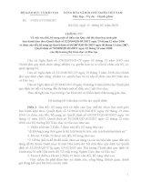 TT 04 sửa đổi, bổ sung một số điều của Quy chế thi chọn học sinh giỏi