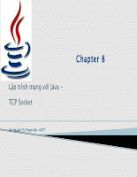 Lập trình mạng 8 1 chuyên đề java tcp