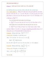 Chương 2: GIỚI HẠN VÀ SỰ LIÊN TỤC CỦA HÀM SỐ pot