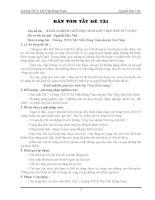 SÁNG KIẾN KINH NGHIỆM GIÚP HỌC SINH LỚP 7 HỌC TỐT TỪ VỰNG