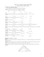 Đề thi và đáp án HSG Toán lớp 2