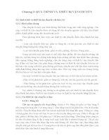 Chương 2: Quá trình và thiết bị vận chuyển ppt