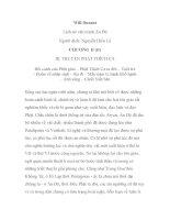 Lịch sử văn minh Ấn Độ CHƯƠNG II (tt) potx