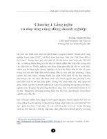 Môi trường và chính sách kinh doanh của Hà Nội - Chương 1 ppt