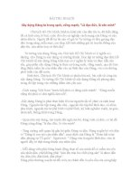 BÀI THU HOACH: XÂY DỰNG ĐẢNG TA ...LÀ ĐẠO ĐỨC LÀ VĂN MINH