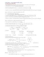 Tài liệu ôn thi TN-THPT Vật lí 12 cơ bản