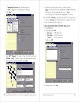 Lập trình windows với MFC Micrisoft visual C++6.0- P9 pdf
