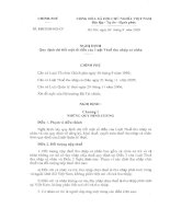 Nghị định số 100/200/NĐ-CP docx