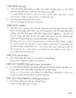 Tiêu Chuẩn Từ Ngữ - Tử Điển Kinh Tế Thương Mại (Phần 2) part 13 ppsx