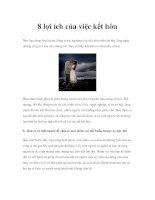 8 lợi ích của việc kết hôn potx