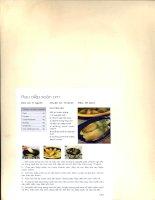Những món ăn chay nổi tiếng part 8 ppsx