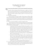 Đề cương thảo luận - Chương 3: chủ nghĩa duy vật lịch sử pdf