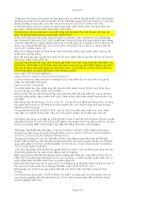 Tiêu Chuẩn Từ Ngữ - Từ Điển Kinh Doanh (Phần 2) part 1 docx