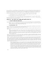 Hệ Thống Điện - Mạch Điện - Hệ Thống Điện Ô Tô part 8 potx