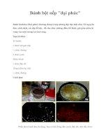 Bánh bột nếp