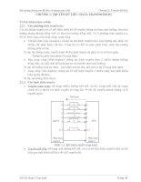 Bài giảng thông tin dữ liệu và mạng máy tính Chương 2 ppt