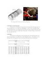 Giáo trình cơ học kết cấu công trình ngầm 8 docx