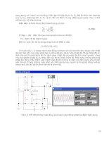 Điện Tử - Kỹ Thuật Mạch Điện Tử (Phần 2) part 3 pdf