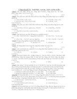 chuyen de 9: andehit-xeton-axit cacboxylic