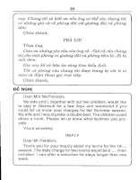 Read and Write A Letter By English part 4 pps