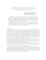 NGHIÊN CỨU VÀ ĐÁNH GIÁ PHƯƠNG PHÁP SỬ DỤNG AAL2 ĐỂ CHUYỂN TIẾP MẠNG VOICE VÀ TELEPHONY ppsx