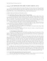 Lâp trình hướng đối tượng trong Java doc