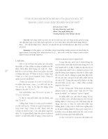 ỨNG DỤNG MODUS PONENS CỦA ĐẠI SỐ GIA TỬ TRONG LẬP LUẬN XẤP XỈ BIẾN NGÔN ppsx