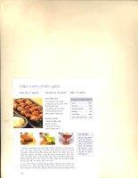 Những món ăn chay nổi tiếng part 3 doc