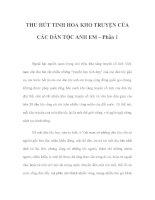THU HÚT TINH HOA KHO TRUYỆN CỦA CÁC DÂN TỘC ANH EM – Phần 1 ppsx