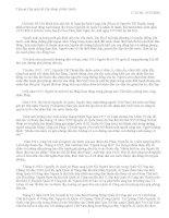 Tiểu sử và những câu chuyện về Bác Hồ