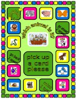 Board_Game about Animals