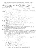 Bài giải chi tiết đề thi TS 10- Quảng Trị-09-10