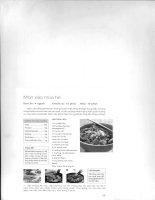 Những món ăn chay nổi tiếng part 4 pdf