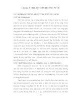 Bài Giảng Hóa Môi Trường - Chương 3 pot