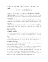 Chương 11 : Ăn mòn kim loại màu và các phương pháp chống ăn mòn kim loại potx