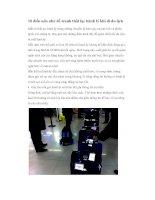 10 điều nên nhớ để tránh thất lạc hành lý khi đi du lịch pdf
