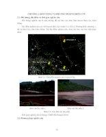 Đánh giá các tác động của quá trình khai thác bauxit đến môi trường đất- Chương 2&3 pps