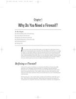 why do you need a firewall