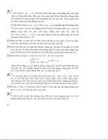 Tài liệu tham khảo hình học 12 nâng cao dành cho giáo viên - chương II Mặt cầu, mặt trụ, mặt nón pot