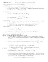 Đề số 1 - Đề tổng hợp luyện thi đại học môn toán chương trình không phân ban ppsx