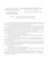 số 142/PGDT - THCS ngày 19/6/2010 V/v Hd ôn tập dạy them hôc thêm trong hè