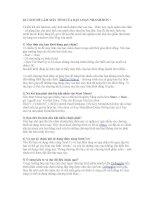 10 CÁCH ĐỂ LÀM CHO MÁY TÍNH CỦA BẠN CHẠY NHANH HƠN