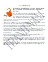 Bảo vệ nội dung file văn bản